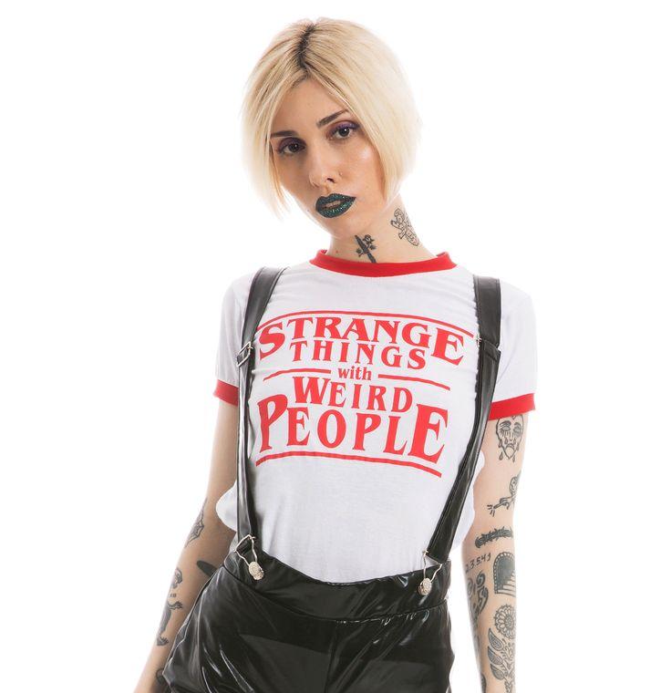 Babylook Strange Things