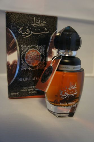 Mukhallat Sharqia - sweet woody Arabic perfume spray Dubai - Ard Al ZaafaranWoody Arabic, Mukhallat Sharqia, Perfume Bottle, Sprays Dubai, Sweets Woody, Arabic Perfume, Bottle Modern, Ard Al, Perfume Sprays