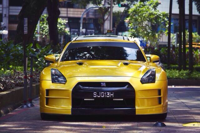 Nissan Gtr Car Design Pinterest