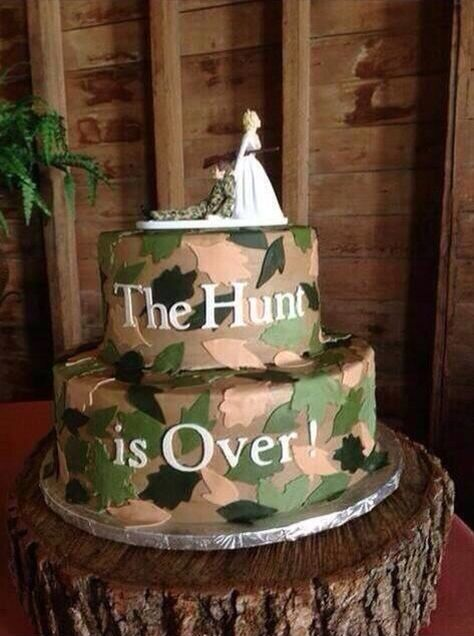 17 Best Images About Wedding Cakes On Pinterest Deer