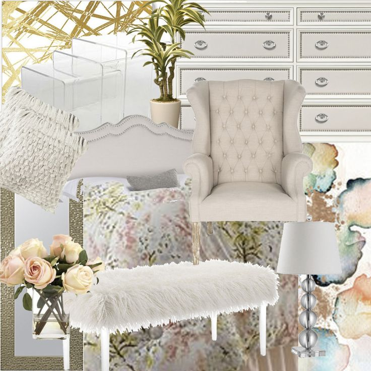 15 Glamour Silver Bedroom Designs: 17+ Ideas About Glamorous Bedrooms On Pinterest