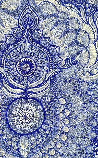 Blue poster jazzed a bit. #Arts Design