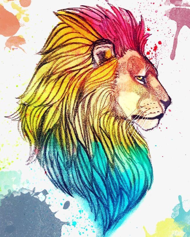 Leon De Colores Produccion Artistica Artistas Pinturas