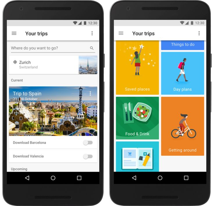 Googles new trips app takes the stress out of planning