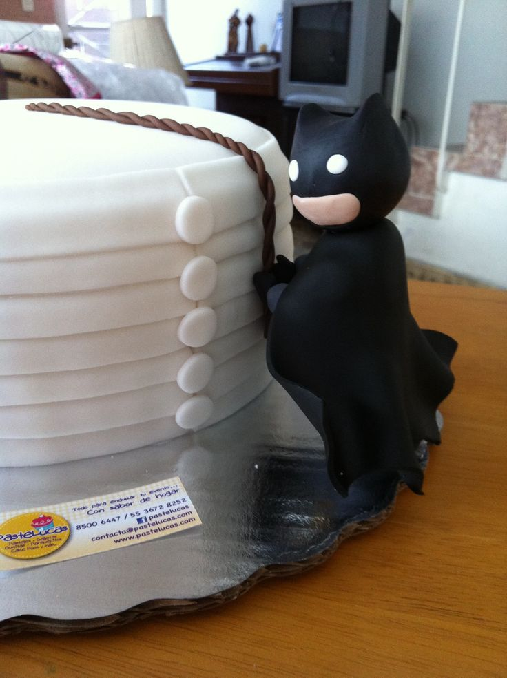 Batman Wedding Cake Lo 250 Ltimo Pinterest Batman