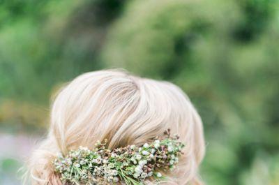 Acconciature raccolte per la sposa 2017: quale sceglierai per il tuo grande giorno? Image: 30