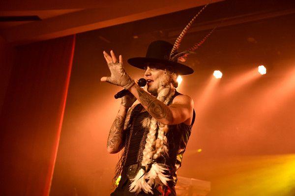 Adam Lambert Photos - Hilton@PLAY Hosts Adam Lambert's Ghost Town Halloween Party At The Beverly Hilton - Zimbio