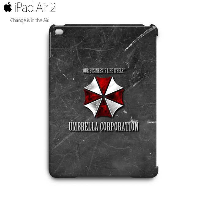 Resident Evil Umbrella Corp iPad Air 2 Case Cover Wrap Around