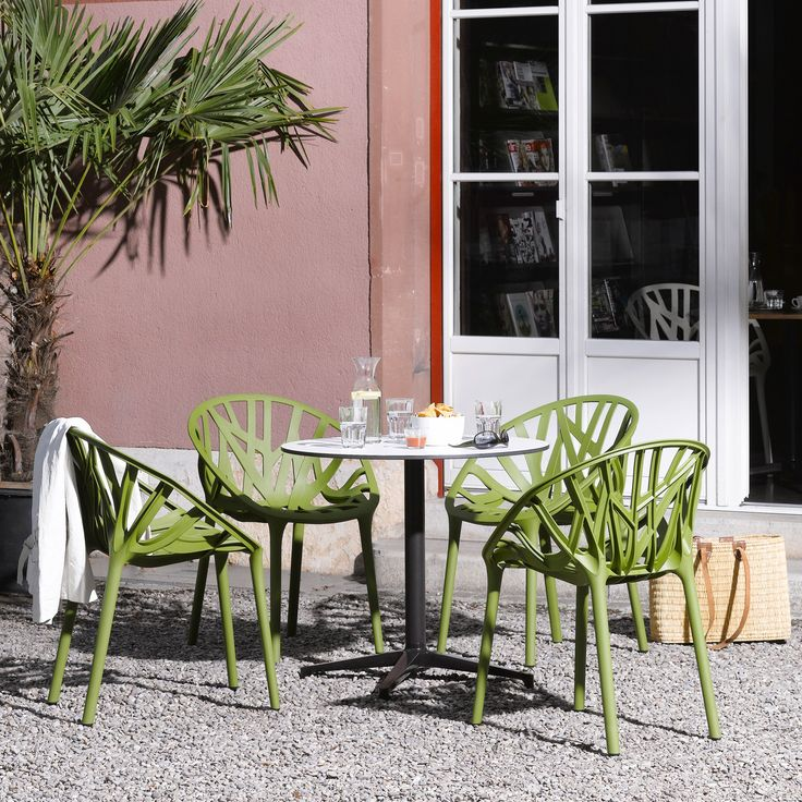 Der Vegetal Stuhl In Grün Von Vitra   Ein Wahrer Designklassiker, Der Sich  Super Auf