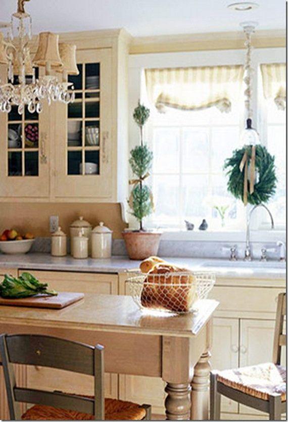 Unique Kitchen Decorating Ideas for Christmas_48