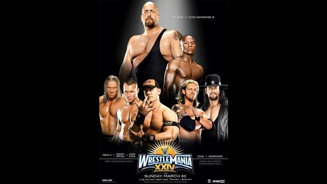 30 best Every Wrestlemania Poster from I-XXX (1-30) images ...