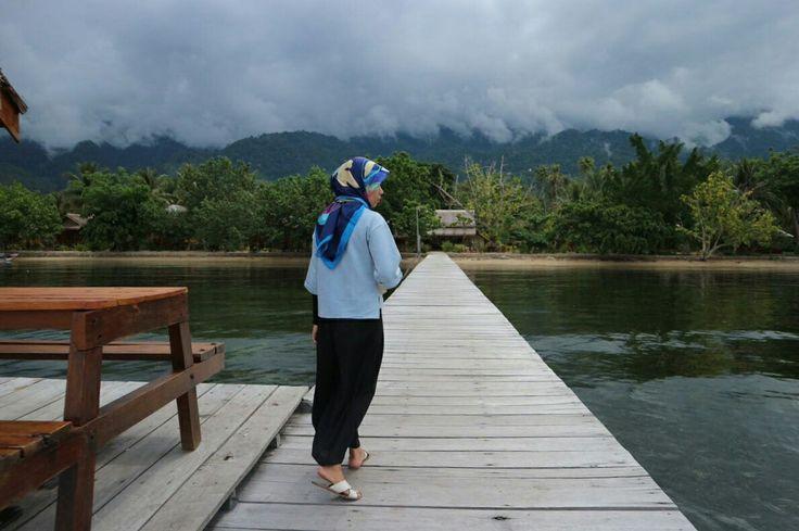 Parigi Mautong Regency, Central Sulawesi, Indonesia.