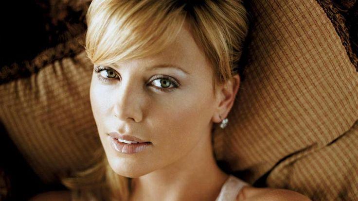 Beautiful Charlize Theron