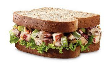 Arby's Chicken Pecan Salad Sandwich Recipe - Allthecooks.com