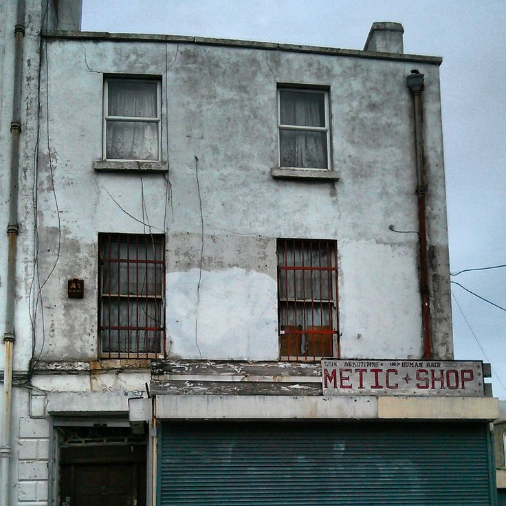 Beauty Cosmetic Shop, #Dublin, #DublinGhostSigns