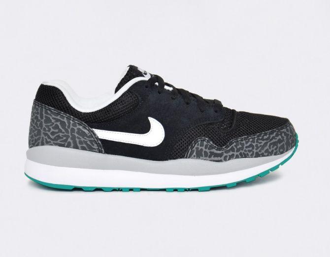 #Nike Air Safari Elephant Black #sneakers