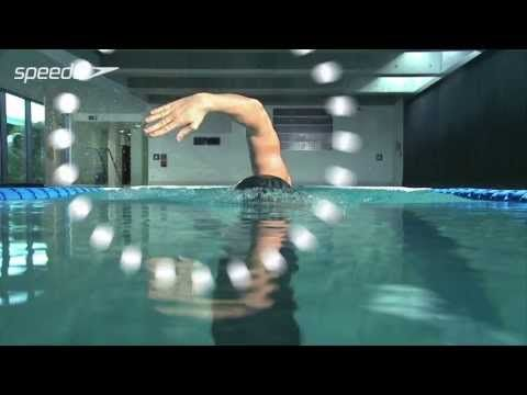 Freestyle Swimming Technique - stroke. Produced with an elite swim coach and filmed in slow motion to help you improve your freestyle stroke. Get faster, fitter, stronger at the pool. #getspeedofit