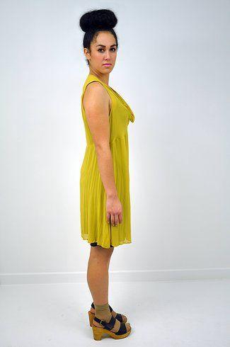 DRESS REHEARSAL SS14 Jane Pinafore www.lovehotel.co.nz