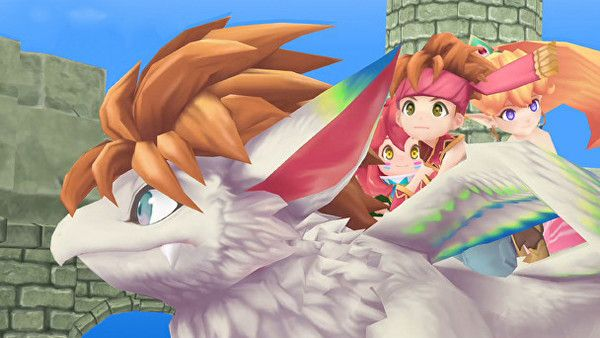 Square-Enix says The Secret of Mana remake could come to Switch Seiken Densetsu Collection might get localized