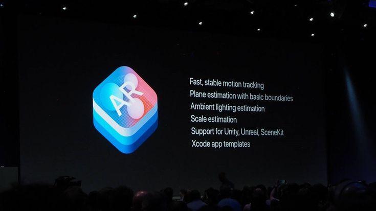 Webtekno ///  Apple'dan Yeni Artırılmış Gerçeklik Kiti: ARKit!