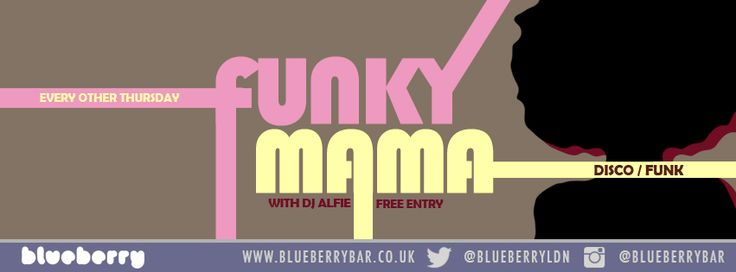 Blueberry bar - Brick Lane London