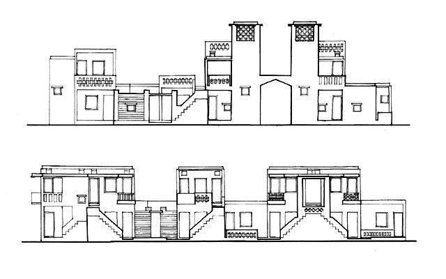 Pin De Kripa Shakya En Balkrishna V Doshi Arquitectura