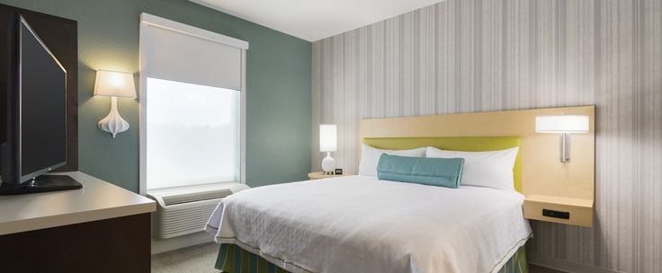 Home2 Suites by Hilton Houston Stafford Hotel, TX - King Suite