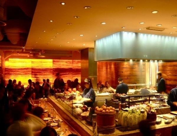 Roka Restaurant & Shochu Lounge - Goodge Street. Had a great time here.