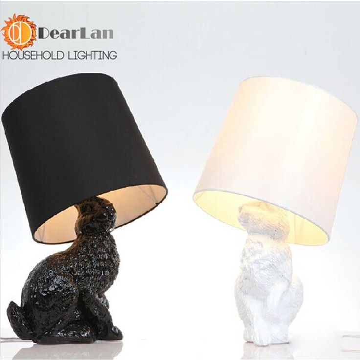 Купить товарСовременные настольные лампы с черный / белый оттенок прекрасный смола кролик настольные лампы для ночной украшения для спальни в категории Настольные лампына AliExpress.         Dia 50CM/70CM/90CM Best Price Modern White/Black Moooi Paper Chandelier Pendant Lamp,Nice Hanging La