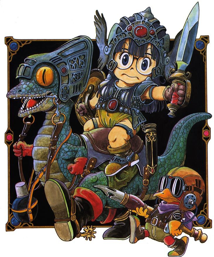 Dr Slump Dragon Ball Z: 260 Best Images About Akira Toriyama On Pinterest