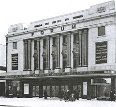 Forum Cinema, New Broadway, Ealing.