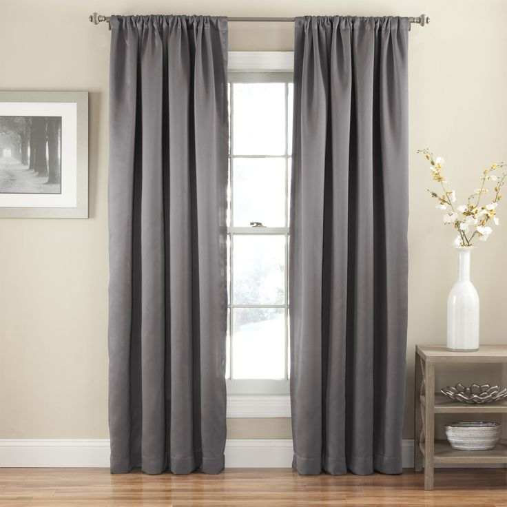 Eclipse Curtains Tricia Thermal Single Curtain Panel & Reviews | Wayfair