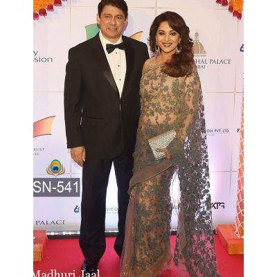 Buy stylish bollywood saree sn 541 by undefined, on Paytm, Price: Rs.2458?utm_medium=pintrest
