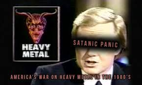 Image result for 1980's satanic  movies