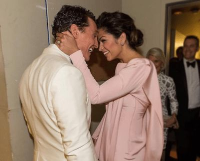 Matthew McConaughey Gives New Details About His Very Private Sacred Marriage