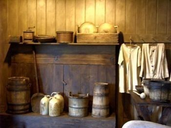 pinterest/primitive decorated homes | ... Decor | Primitives / Colonial and primitive country home decor