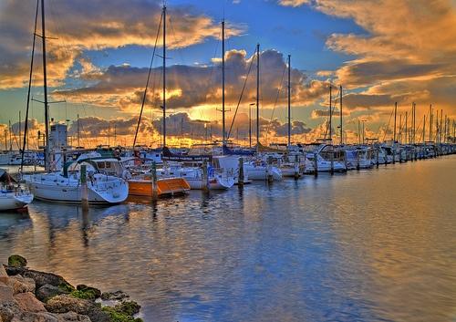 Hillarys Boat Harbour, Perth, Western Australia