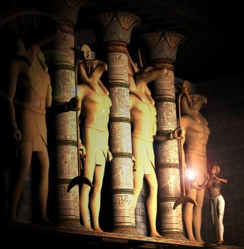 EGYPTE ANCIENNE ET GRECE ANTIQUE