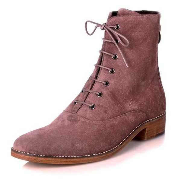 METAMODERNIST : Elegant Handmade Leather Mens Boot For Sale  METAMODERNIST is an elegant ankle boot with masculine detailing. Featuring double ankle to heel panelling and pull ring. This boot will age ...