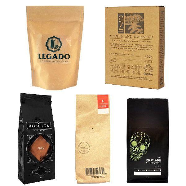Spring Single Origin Coffee Bundle Contents