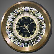 A Massive Swiss World Time Clock and Matching Perpetual Calendar