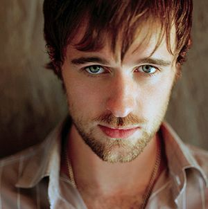 Jonas Armstrong as Robin Hood for the BBC