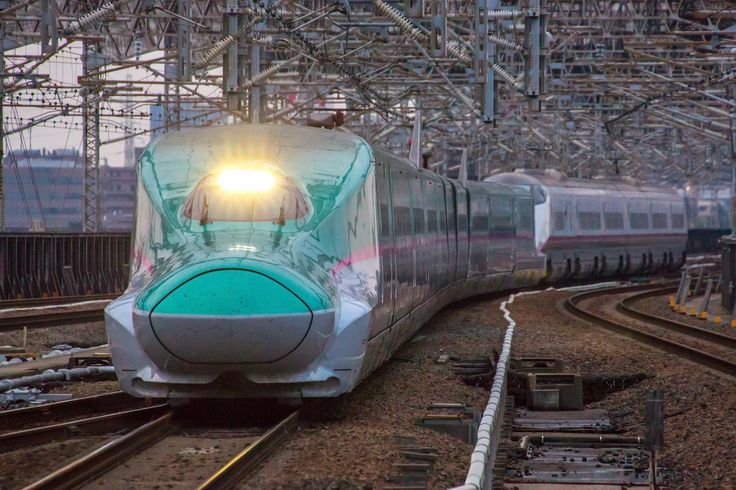 The Hayabusa(はやぶさ)     It is a high-speed Shinkansen service operated by East Japan Railway Company (JR East) between Tokyo and Shin-Aomori in Japan since 5 March 2011.