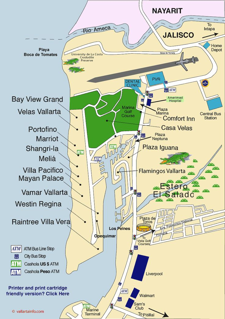 Gay hotels in puerto vallarta maps