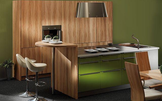 30 ideas de mesas y barras para comer en la cocina - Cocinas con estilo