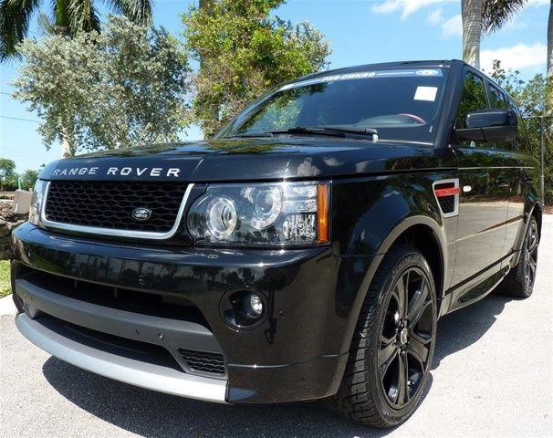 2013 Land Rover Range Rover Sport West Palm Beach, #landroverpalmbeach #landrover #rangerover http://www.landroverpalmbeach.com/