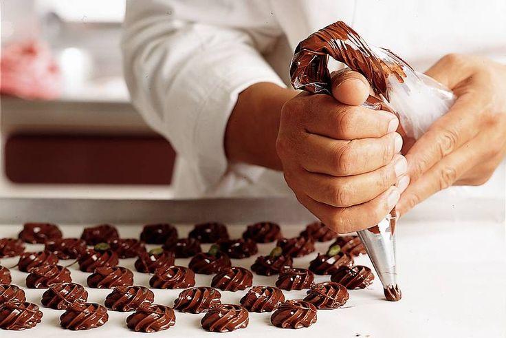 Spuitchocolade - Recept - Allerhande