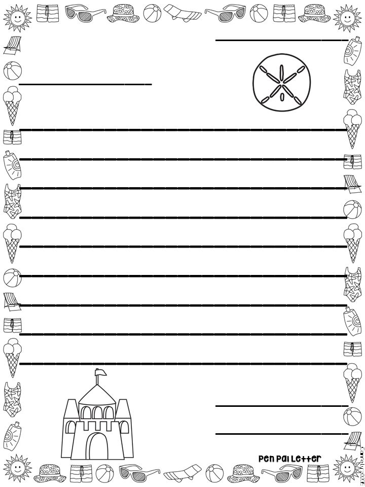 Best 25+ Letter writing for kids ideas on Pinterest Kids writing - friendly letter format example
