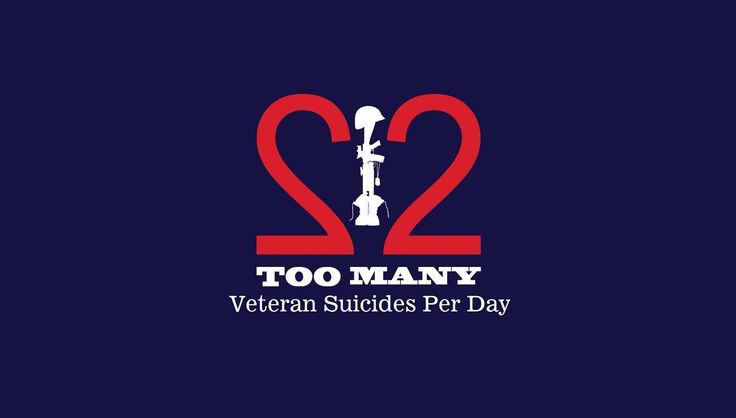 Every day 22 Veterans complete suicide