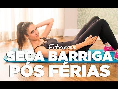 TV Chris Flores: como perder barriga em sete minutos - YouTube